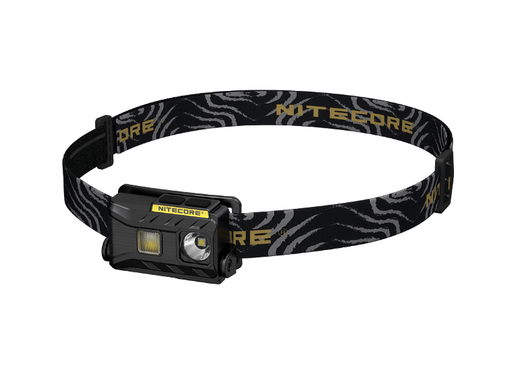 Nitecore NU25 360 Lumen Triple Output High CRI USB Rechargeable Headlamp