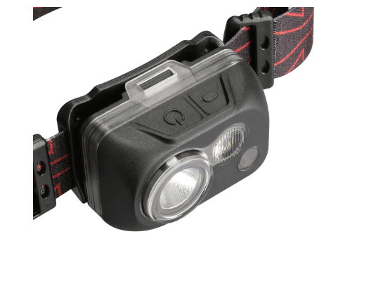 Klarus HC1-R (300 lumen) Dual Color 3-LED Featherweight Waterproof LED Headlamp
