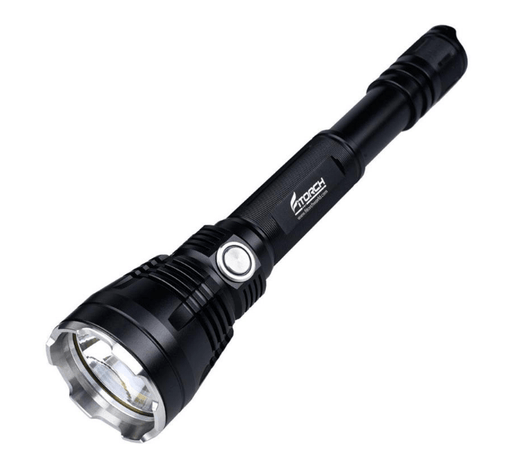 Fitorch PR40 USB Rechargeable 1000m Long Thrower Searching LED Flashlight Flashlight FiTorch