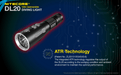 Nitecore DL20 Diving Flashlight For Underwater Activities