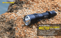 Nitecore MH27UV 1000 Lumen USB Rechargeable LED Flashlight W/ Red, Blue, And Ultraviolet LED