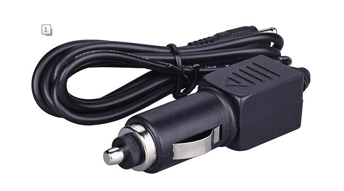 Fenix ARW 10 Car Adapter