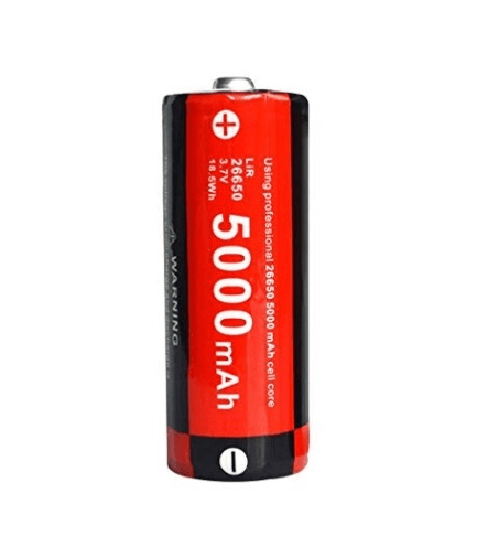 Klarus 26650 Rechargeable Battery (5000mAh)
