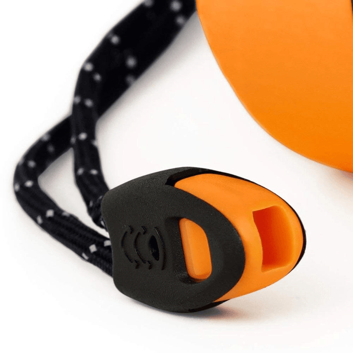 Emergency Sleeping Bag with Survival Whistle