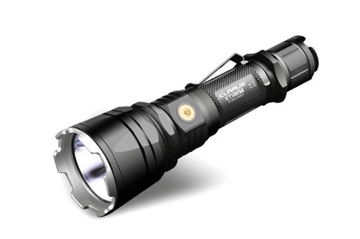 Klarus XT12GT - 1600 Lumen Tactical LED Flashlight