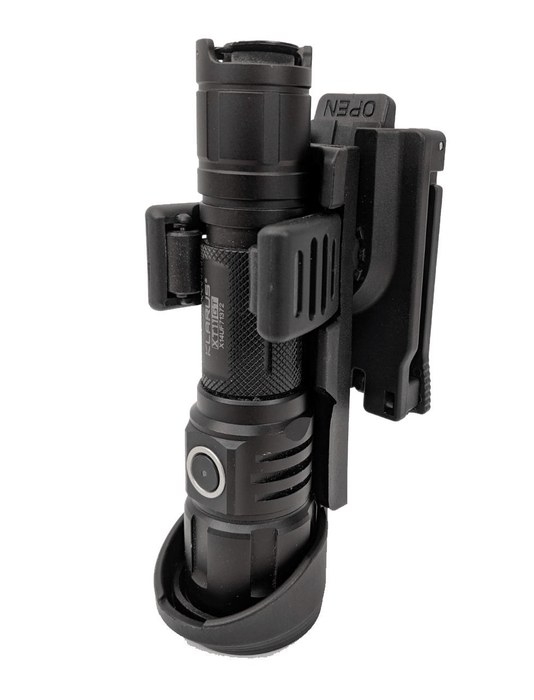 Tactical Innovations 360 Universal Flashlight Holster - 38mm Head