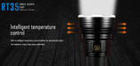 IMALENT RT35 KIT Intelligent Temperature Control LED Flashlight