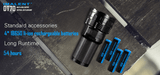 Imalent DT70 Tactical LED Flashlight