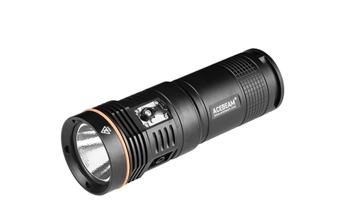ACEBEAM D46 Scuba diving Flashlight