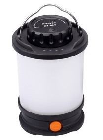 Fenix CL30R LED Camping Lantern, Black