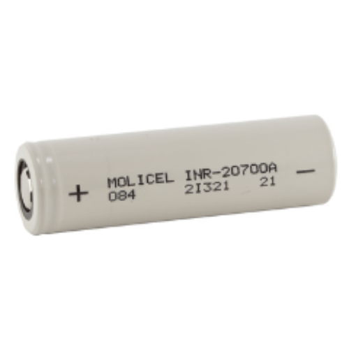 Molicel INR-20700A 20700 3000mAh 35A Battery
