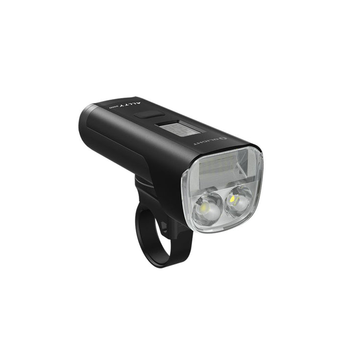 Olight Allty 2000 LED Bike Light Bundle - 2000 Lumens