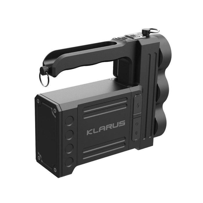 Klarus RS80GT Handheld 10,000 Lumens LED  Spot light