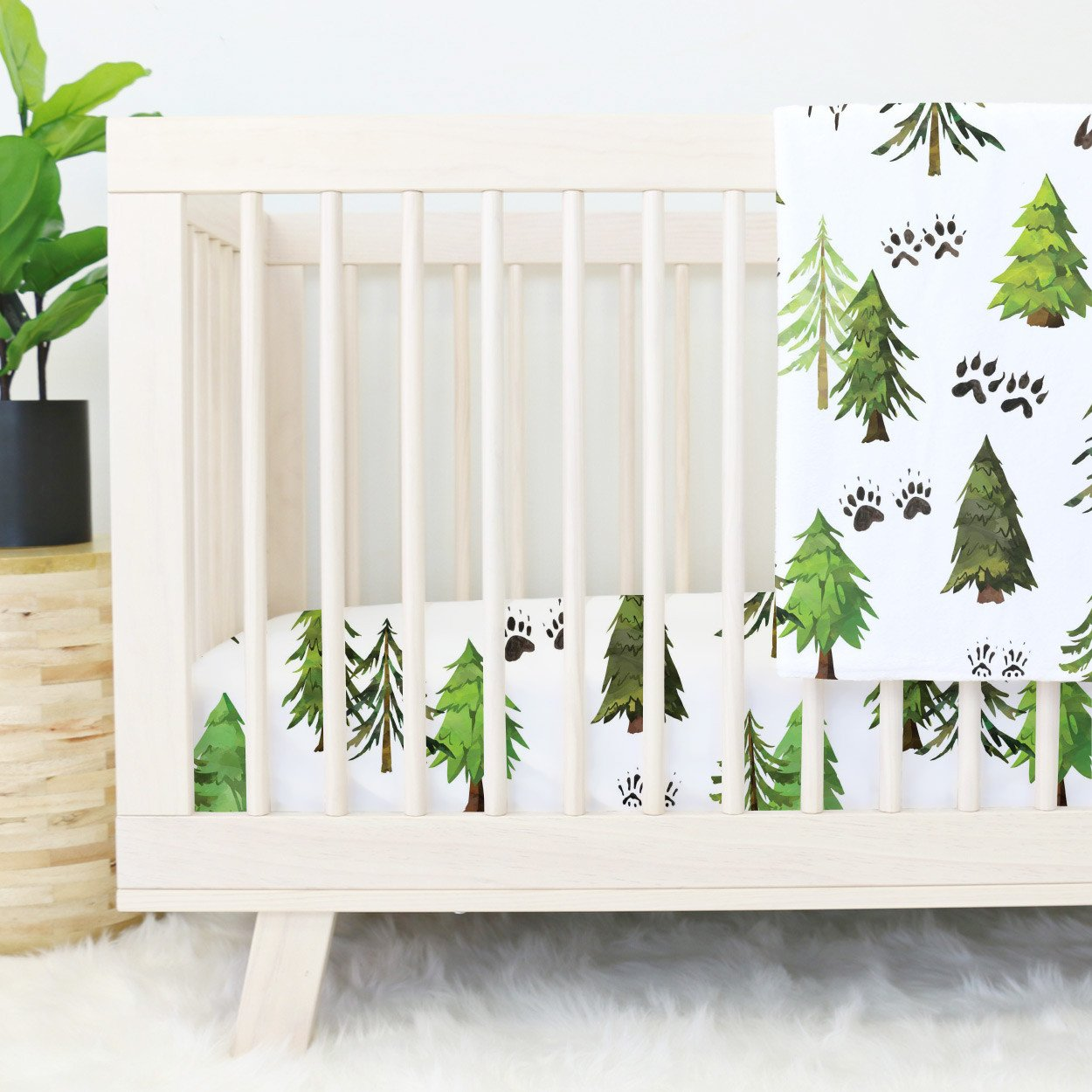 10 Woodland Nursery Decor Products You'll Love
