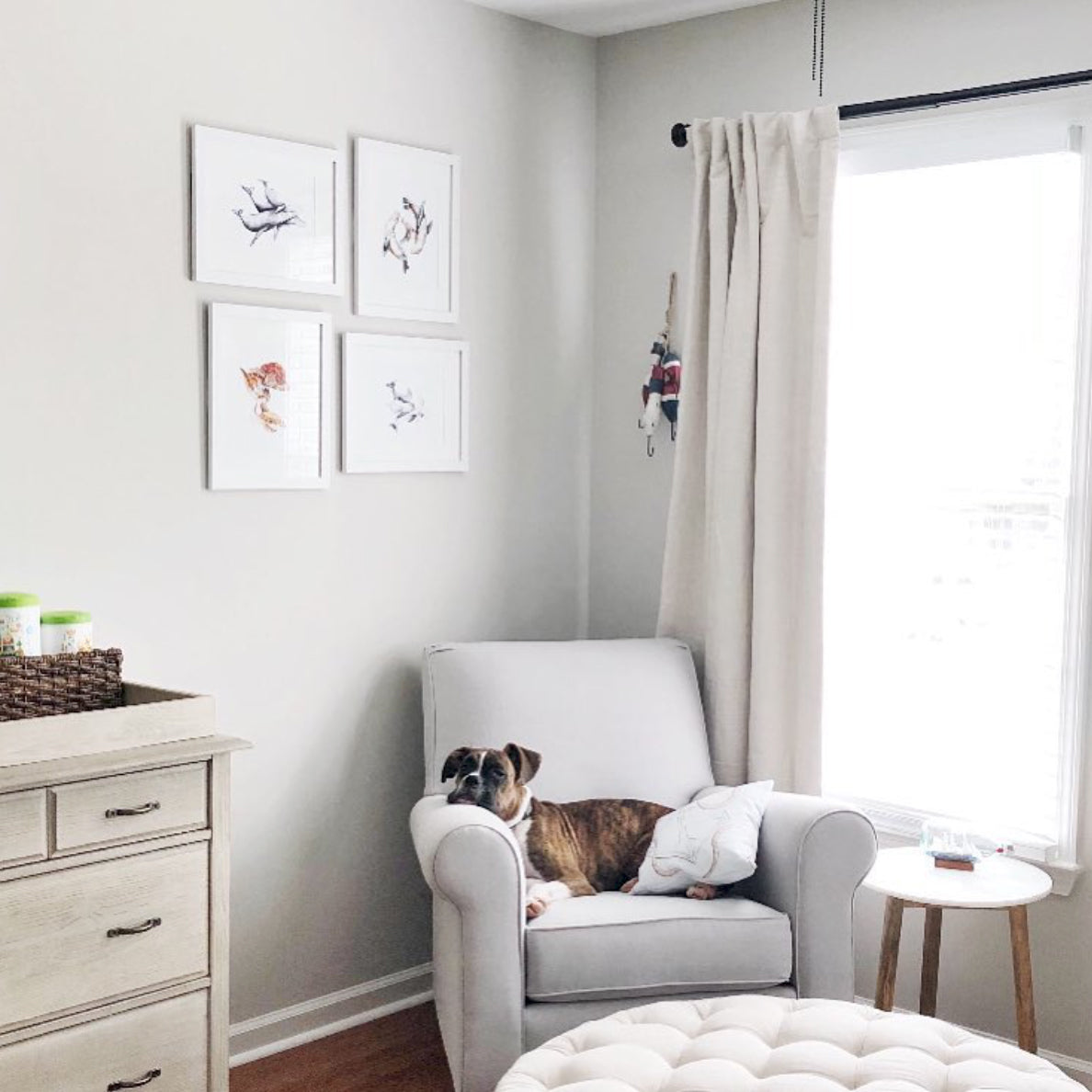 7 Tips for Making a Small Nursery Feel Bigger