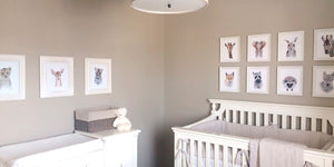 How to Choose Nursery Art You'll Love