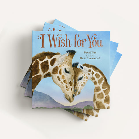 I Wish for You Baby Book