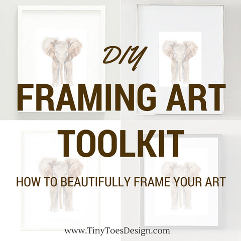 How to Frame Your Art