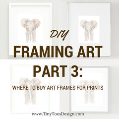 in part 1 of the diy framing guide i discussed sizes and dimensions of your artwork mats and frames in part 2 i discussed color and style
