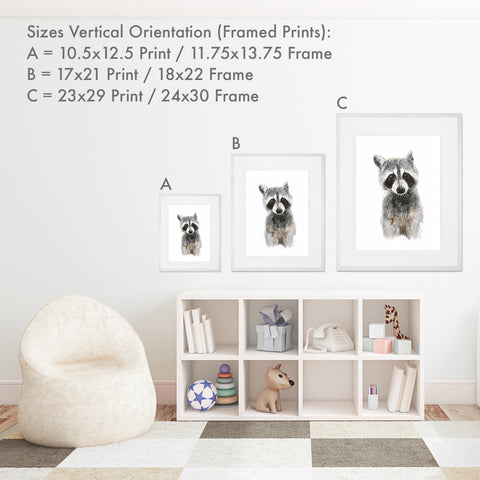 Framed Art Sizes