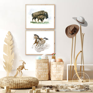 Farmhouse Animal Prints