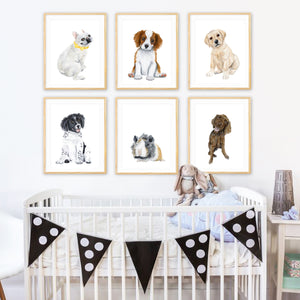 Pet Nursery Art