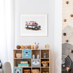 Boy Playroom Decor