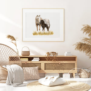 Horse Farmhouse Decor