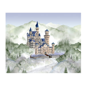 Fairytale Playroom Art