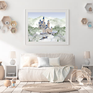 Fairytale Nursery Art
