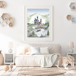 Playroom Fairytale Poster