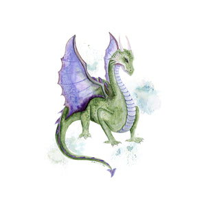Dragon Kids Decor