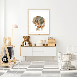 Lion Playroom Decor