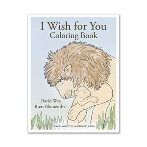I Wish for You Coloring Book