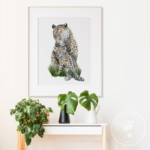 Jaguar Nursery Decor
