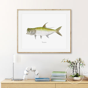 Tarpon Wall Decor