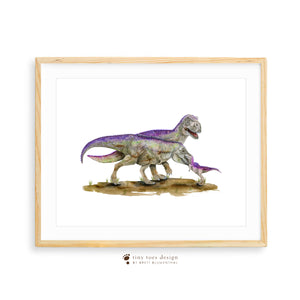 T-Rex Wall Art