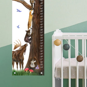 Growth Chart - Woodland