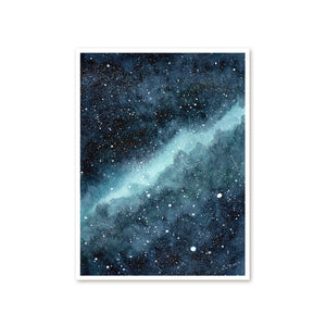 Nebula Wall Art