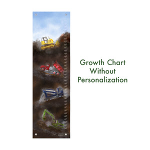 Construction Growth Chart without Personalization
