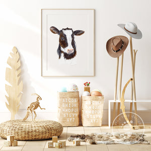 Calf Nursery Decor