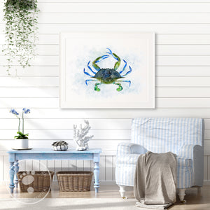 Crab Home Decor