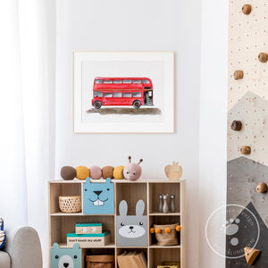 Travel Playroom Decor