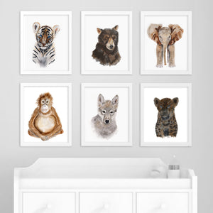 Jungle Book Baby Animals