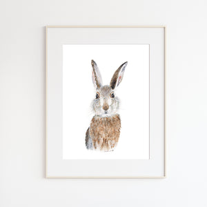 Baby Rabbit Nursery Decor