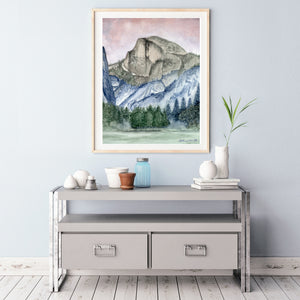 Yosemite National Park Home Decor