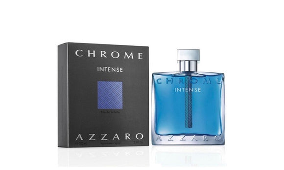Chrome Azzaro Intense EDT SP 1.7 OZ