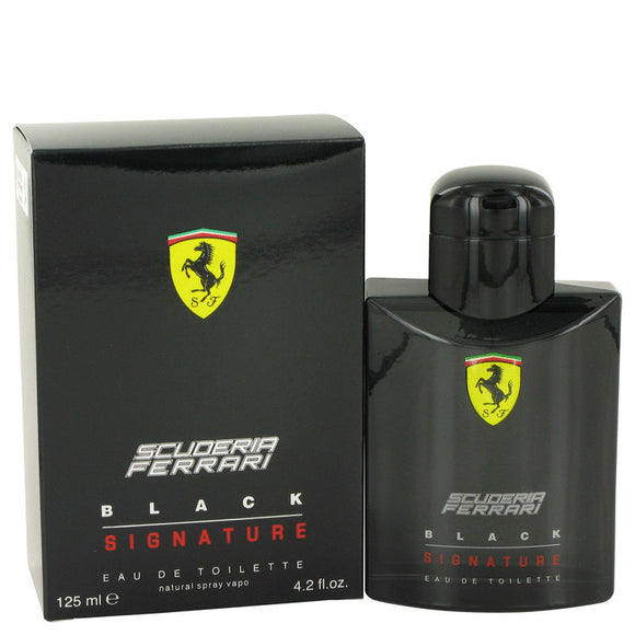Ferrari Scuderia Black EDT 4.2 OZ
