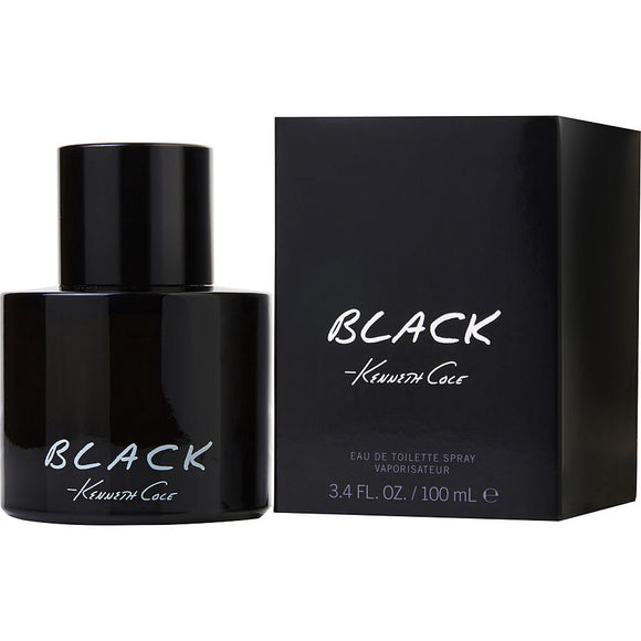 Kenneth Cole Black EDT 3.4 OZ