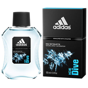 Adidas Ice Dive EDT 3.4 OZ